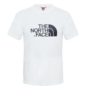 The North Face Easy - Camiseta manga corta Hombre - blanco 2a08139d3e8